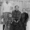 Степановка. Зима 1933-34 года