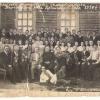 Участники художественной самодеятельности Тарановского района. 1950 год