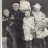 Поселок Назаровка. 1952 год. Феденко Устин Федорович