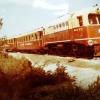 Поезд Юный кустанаец