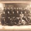 Коллектив почтово-телеграфной конторы. Начало ХХ века