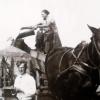 Сдача хлеба госудаству колхозами Федоровского района, 1943 год