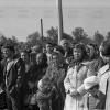 Кустанайцы в Парке Победы