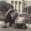 С дочерью Маргаритой. 1962 год