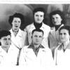 Коллектив Пресногорьковской парикмахерской