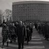 Возложение к памятнику Ленина