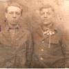 Максименко Петр, слева  Мороз Иван.