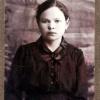 Нина Абалакова. 1916 год