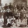 Пионерский отряд школы №4. 1935 год.