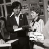 Олжас Сулейменов в кустанайском пединституте. 1978 год