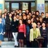 Посол США со студентами