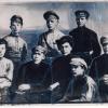 Штаб отдельной степной бригады, сформированной в Кустанае в 1919 году