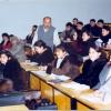 Дутбаев К.Х. со своими студентами