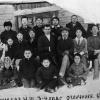 Семиозерная начальная казахская школа. 1937 год