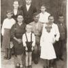 Семья Макотченко. 1945 год