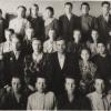 Ливановская СШ. 1949 год