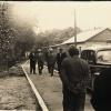 Встреча Брежнева на даче в Мичурино