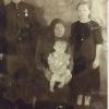 Семья Буханистых. Назаровка. 1947 год