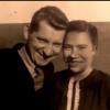 Бородин Андрей Михайлович с супругой Лидией Александровной