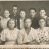 Федоровская молодежь пятидесятых годов