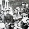 Проводы на фронт призывников села Уразовка Мендыкаринского района, 22 июля 1941 год