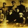 Командиры и политработники первой степной бригады