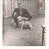 Павел Блезняков и пес Букет