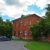 Старое здание на территории областной больницы