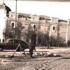 Здание нынешнего Драматического театра (фото из альбома Соломахиной (Васинькиной) Марии Прокопьевны