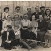 Пресногорьковка. Работники промкомбината. 1962 год