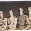Бебех Николай Петрович (слева)