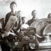 Работники Тургайской районной газеты