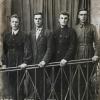 На курсах заведующих складами. 1939 год