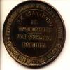 Именная медаль Д.К. Абалакова От Кайгерского общества сельского хозяйства