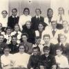 Школа имени Н.К.Крупской. 5-й класс. 1954 год