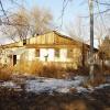 Дом по улице Сьянова (напротив обувной фабрики)