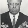 Жадько Николай Иванович - экономист автобазы №3 - ветеран ВОВ