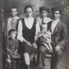 Семья Блиндул