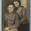 Фронтовая свадьба. Будапешт. 1945 год.