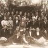 9 б класс школы имени Крупской. 12 июня 1941 года