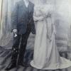 Печеркины Михаил Петрович и Александра Максимовна(Раменская) 1913 год.