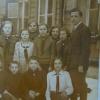 Черменинов Александр Петрович со своими учениками