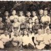 с. Красный Кордон, Кустанайского района, примерно 1948-1950 гг.