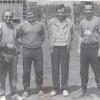 Костанайские футболисты