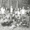 Щербаково. 1993 год. Студенческий стройотряд