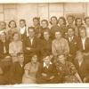 Выпускники-десятиклассники школы им.Кирова 17 июня 1943г.