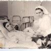 Кустанайская городская больница, 1955-1956 г.г.
