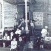 Кинотеатр в Карасу (здание бывшей церкви)