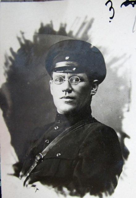 Лагошин Константин Терентьевич. 1922 год