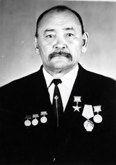 С. Бегайдаров